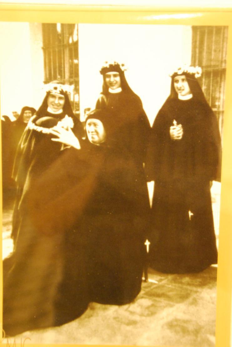 Votos primeras hermanas